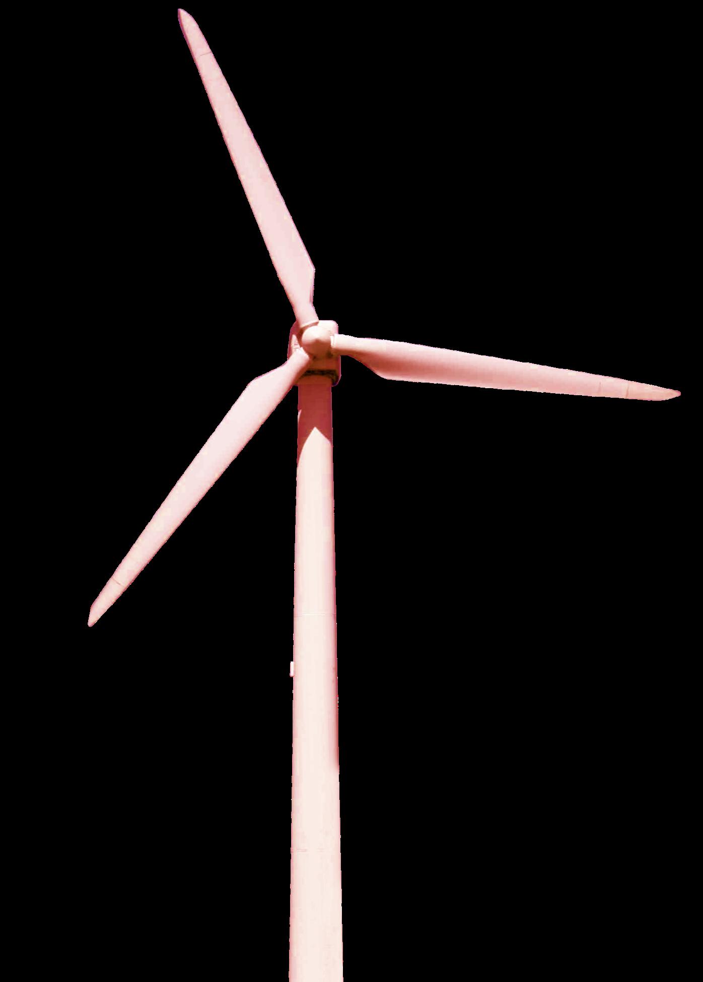 Desert Wind Turbine