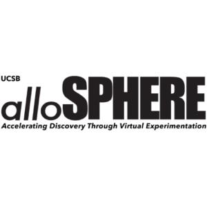UCSB alloSphere logo website