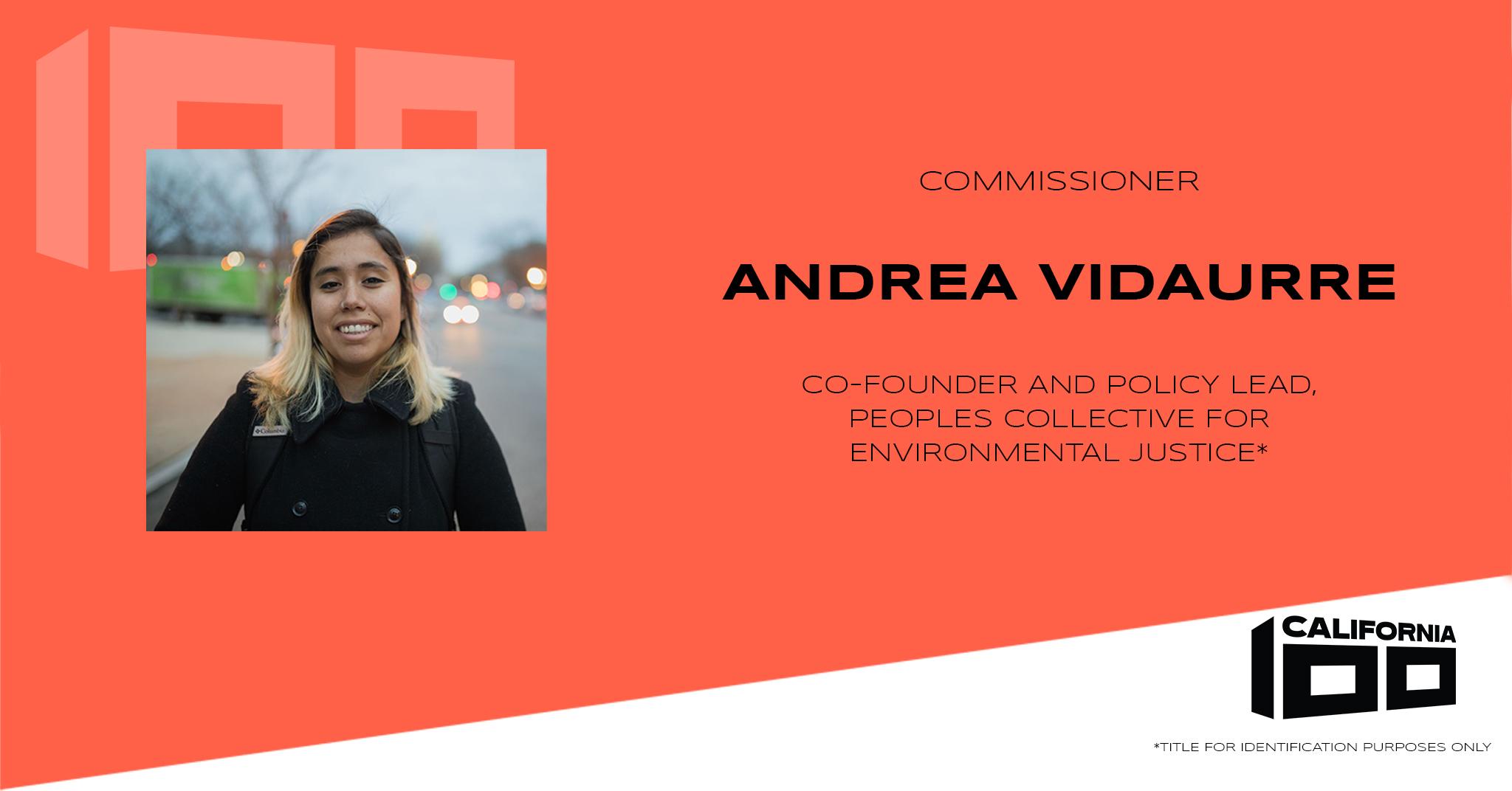 Andrea Vidaurre