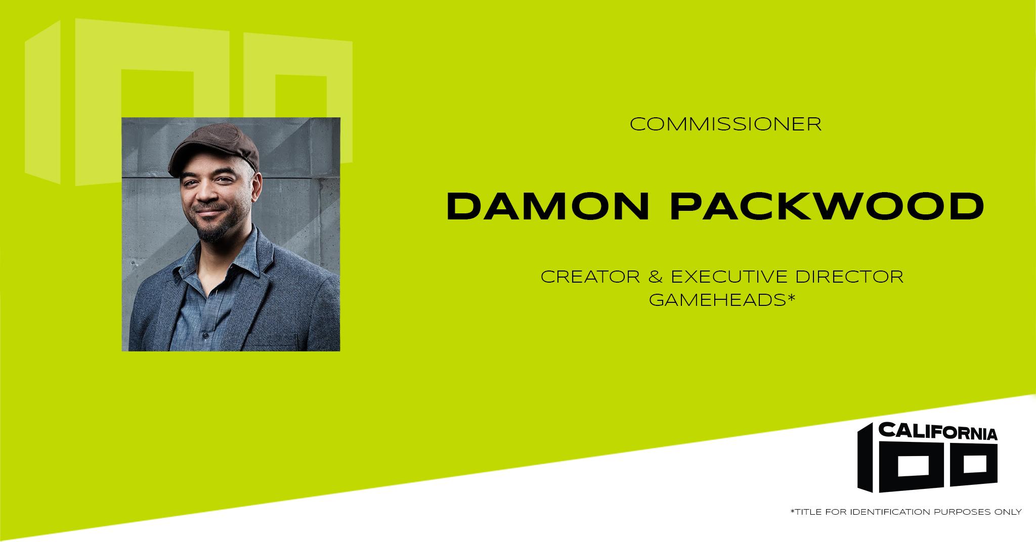 Damon Packwood