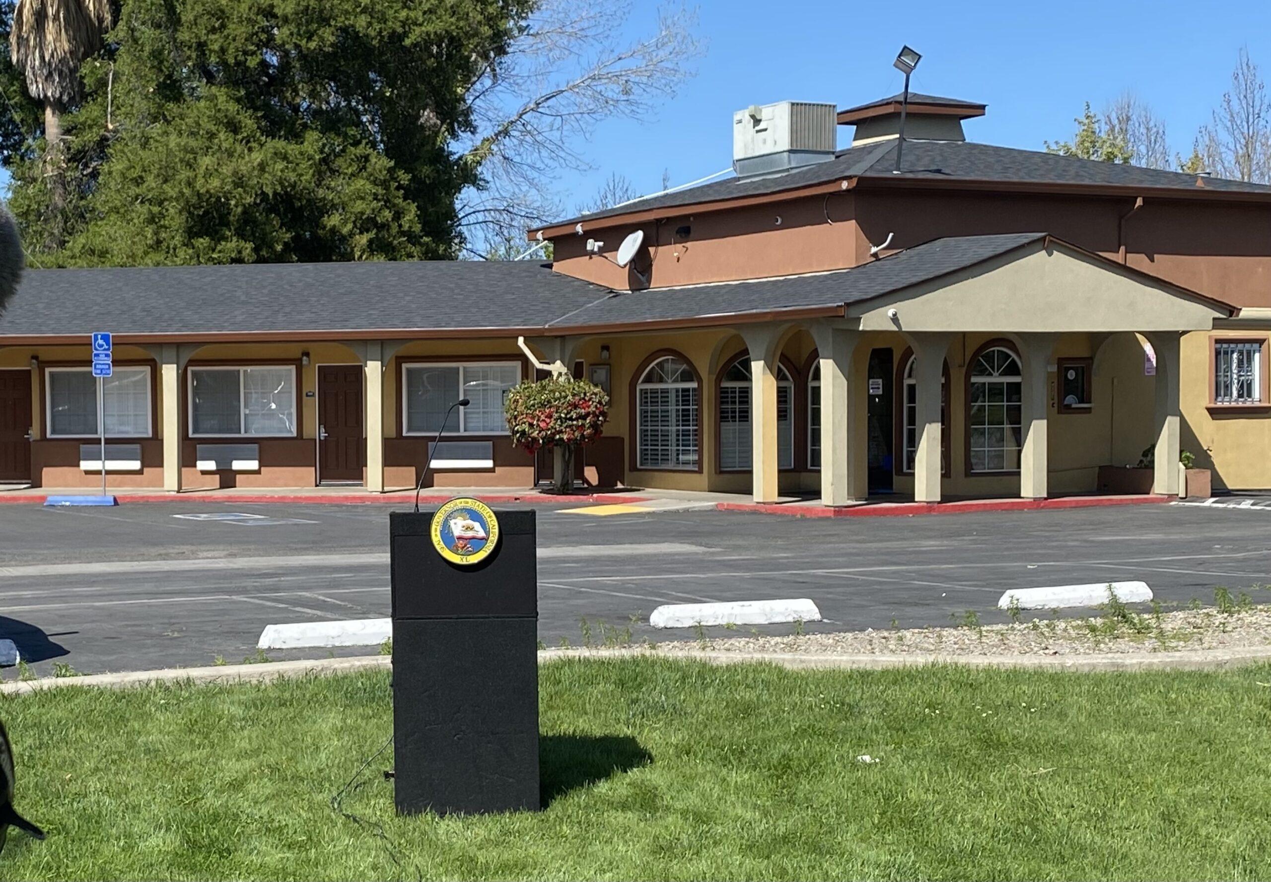 Homekey: Transforming California Hotels and Motels into Permanent Homeless Housing