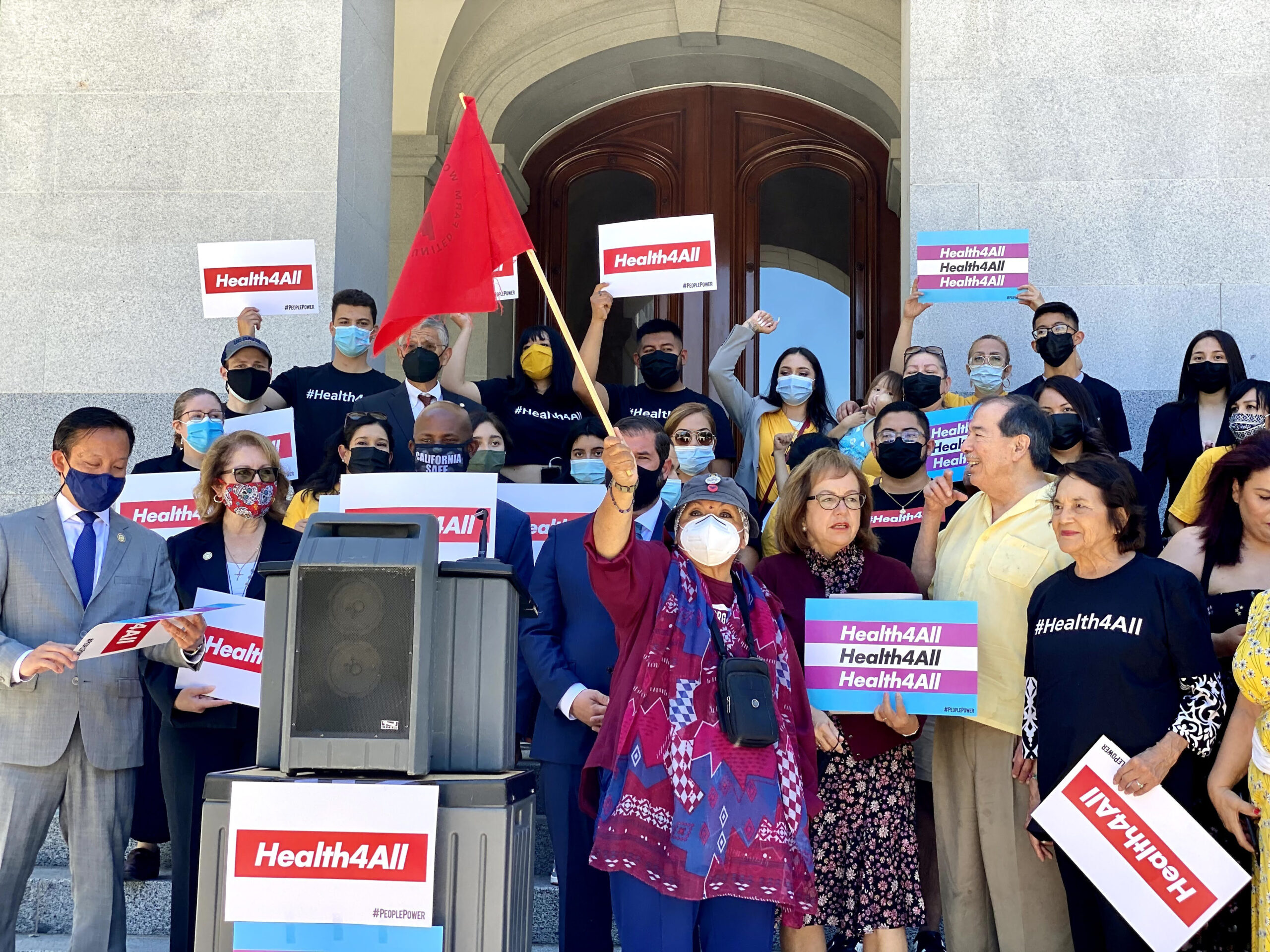 Health4All: Removing Barriers to Health Care Access for All Californians